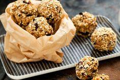 Date and coconut balls – Recipes – Bite