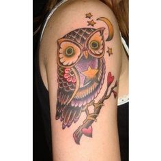 owl tattoo ideas | Tumblr