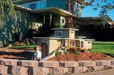 Consiente a tu perro con una casa como la tuya