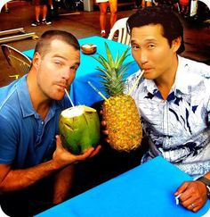 Hawaii 5-0 / NCIS LosAngeles...some of the best!
