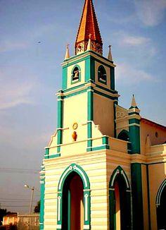 Iglesia Parroquial de la Inmaculada Concepción, Maracaibo. Estado Zulia Venezuela