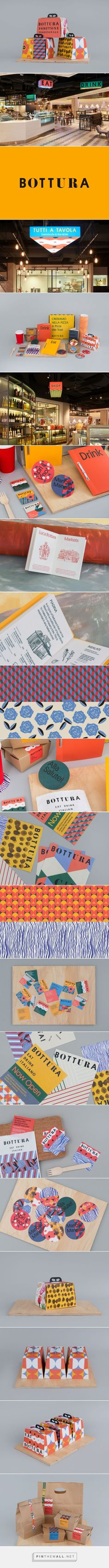 New Brand Identity for Bottura by Foreign Policy — BP&O - created via https://pinthemall.net