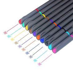 MyLifeUNIT Fineliner Color Pen Set, 0.4mm Colored Fine Li... https://www.amazon.com/dp/B01H5FYNX2/ref=cm_sw_r_pi_dp_x_RpGFzbFGYJZEA
