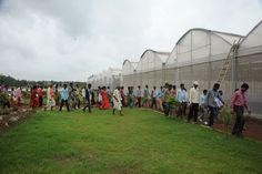 15-16 जुलाई 2016, 'हमर छत्तीसगढ़' योजना के विभिन्न अध्ययन स्थलों में से एक, इंदिरा गांधी कृषि विश्वविद्यालय, पंचायत जनप्रतिनिधियों के बीच एक विशेष लगाव एवं अपनापन लेकर आया है। भारत एक कृषि प्रधान देश है जिसकी रौनक लहलहाते खेतों से ही है। इंदिरा गांधी कृषि विश्वविद्यालय के आधुनिक कृषि-यंत्र एवं उत्पाद, जनप्रतिनिधियों को ज्ञानवर्धक साबित हुए हैं।  https://www.facebook.com/hamarcg2016/posts/989467567818096