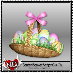 CU Easter Basket Script