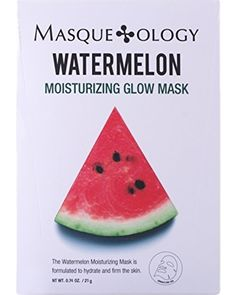 masqueology-watermelon-moisturizing-mask-12-ct 320×400ピクセル