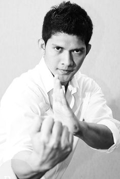 Iko Uwais Star of Raid Redemption and an amazing Silat warrior