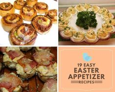 19 Easy Easter Appetizer Recipes #justapinchrecipes