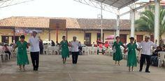 Festejan el Día de las personas de la tercera edad en Zacatlán