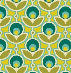 FreeSpirit Quilting Fabric - Notting Hill by Joel Dewberry. This swatch is PWJD064.Aquamarine
