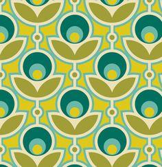 FreeSpirit Quilting Fabric - Notting Hill by Joel Dewberry. This swatch is PWJD064.Aquamarine