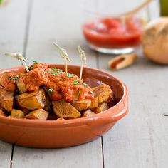 patatas bravas | South&Pepper for Dille & Kamille