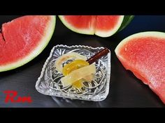 YouTube Greek Desserts, Greek Recipes, Cantaloupe, Watermelon, Fruit, Food, Essen, Greek Food Recipes, Yemek
