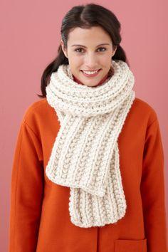 Free Knitting Pattern: Brisbane Scarf