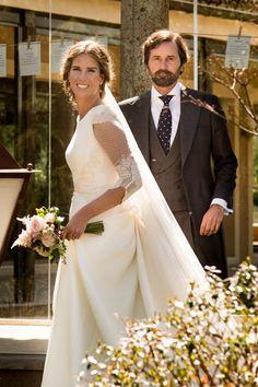 Una elegante boda en Madrid