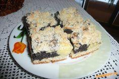 Makovo-pudingový koláč