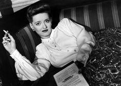 "Bette Davis  ""Now, Voyager""  (1942)"