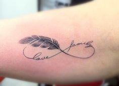TATTOOS DE GRAN CALIDAD Tenemos los mejores tattoos y #tatuajes en nuestra página web tatuajes.tattoo entra a ver estas ideas de #tattoo y todas las fotos que tenemos en la web. Tatuaje del Infinito #tatuajeInfinito