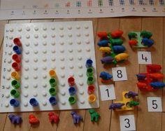 Maths Eyfs, Preschool Classroom, Teaching Math, Preschool Activities, Guided Maths, Numicon Activities, Mastery Maths, Early Years Maths, Reception Class