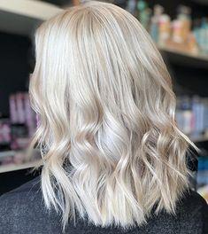 Pearl Blonde Hair Color Formulas