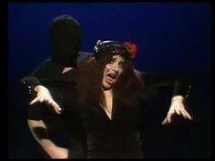 Kate Bush - Hammer Horror - Official Music Video    Kate Bush, the original goddess, Tori - you're demoted!