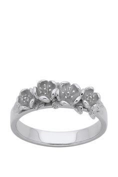 Shop for Jewellery at Incu \ Wreath Ring in Silver by Karen Walker \ Incu