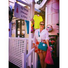 October 2013: Shopping in St. Simons Island, #Georgia.