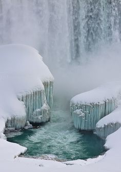 *Niagara Falls- The Canada Side Shelles<3