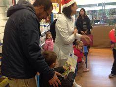 Y la alegría de la farmacia!!!!! Los pequeños!!!!! Feliz Navidad