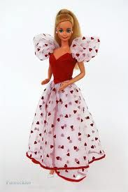 Loving you barbie