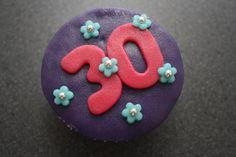 Birthday cupcake variety 1
