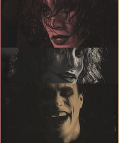 The Crow, Brandon Lee <3 handsome, my crush has never wavered.