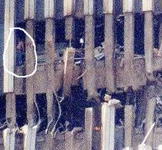 9 11 01 Body | Re: WOMAN WAVING FROM WTC NORTH TOWER IMPACT HOLE (VIDEO).