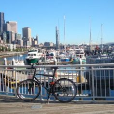 Check out this slideshow Bicycling on the waterfront in this list Bike Seattle
