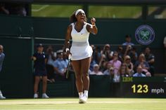 Serena Williams wins Wimbledon 2015 completing the #SerenaSlam Sixth career Championship and 21st Grand Slam title!