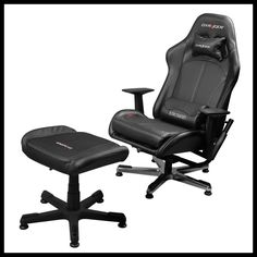 Dxracer Video Game Chair   Ottoman Kc57n/suit Gaming Chair Tv Lounge Chair