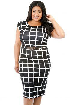 Box B Palette Dress