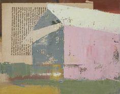 Lynne Whipple paints.