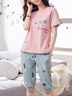 Cute Pajama Sets, Cute Pajamas, Girls Pajamas, Pajama Outfits, Girl Outfits, Fashion Outfits, Korean Girl Fashion, Korean Street Fashion, Cute Comfy Outfits