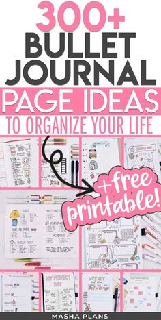 Bullet Journal can virtually help you with anything. Check out this list of Bullet Journal page ideas for you to get the maximum out of your planner! Making A Bullet Journal, Bullet Journal How To Start A, Bullet Journal Junkies, Bullet Journal Notebook, Bullet Journal Inspo, Bullet Journal Spread, Bullet Journal Layout, Bullet Journal Ideas Pages, Journal Pages