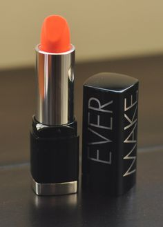 Crazy for the Rouge Artist Natural lipstick in Watermelon by Make Up For Ever.