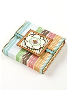Paper Crafting - Post-It Note Cover
