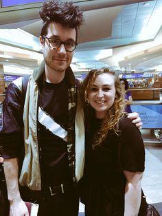 When your best friend meets Dan. Super jelly. Phoenix AZ 12 March 2015