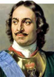 Pedro I el Grande - Pedro el Grande - Pedro I de Rusia