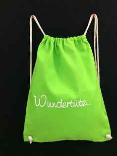 Wundertüte Turnbeutel - Schönes für zu Hause von crownprintcess auf DaWanda.com