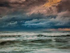 West Coast Sea, South Island, New Zealand