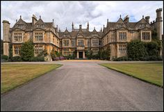 Corsham Court, Corsham, Wiltshire -  The present house was built in 1582 by Thomas Smyth.