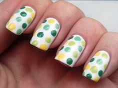 Perfect Polka Dots | AmazingNailArt.org