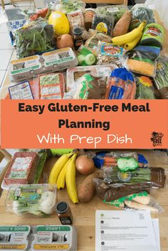 Prep Dish makes having healthy gluten-free meals easy by prepping one day and having meals for the whole week. Check out our complete review and get a coupon code to try it out!