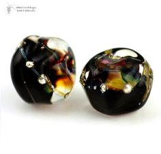gorgeous lampwork beads, so excited about all the great artisans on TH